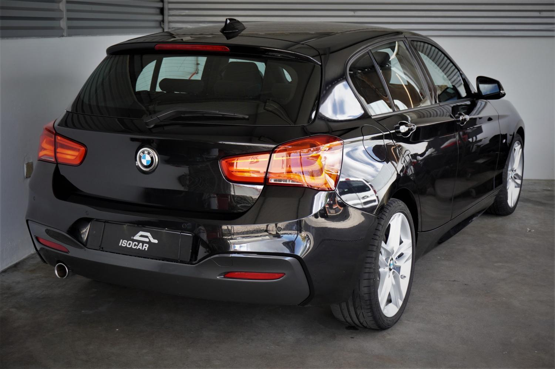 BMW 118 D Pack M