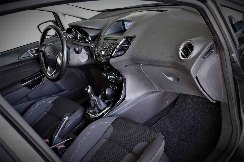 Ford Fiesta 1.5 TDCi Titanium
