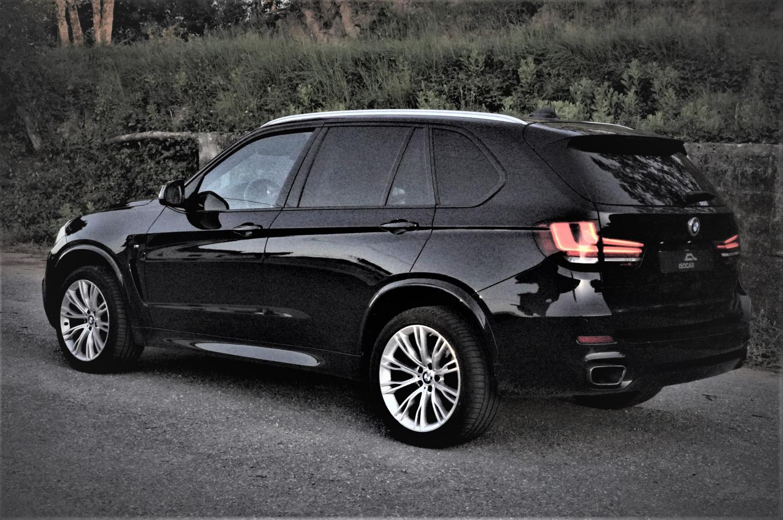 BMW X5 25 D SDRIVE COMFORT 7L PACK M  DVD