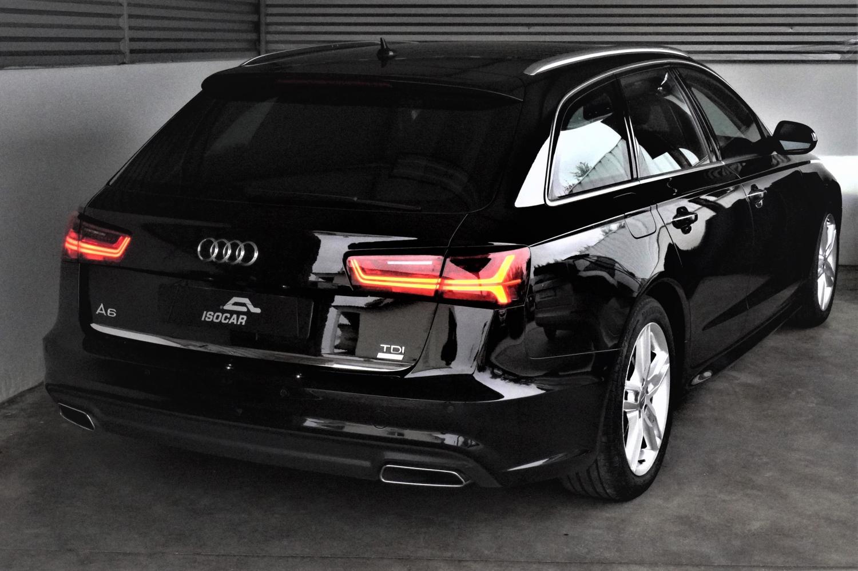Audi A6 Avant 2.0 TDI 190cv S tronic Pack Sport Advance