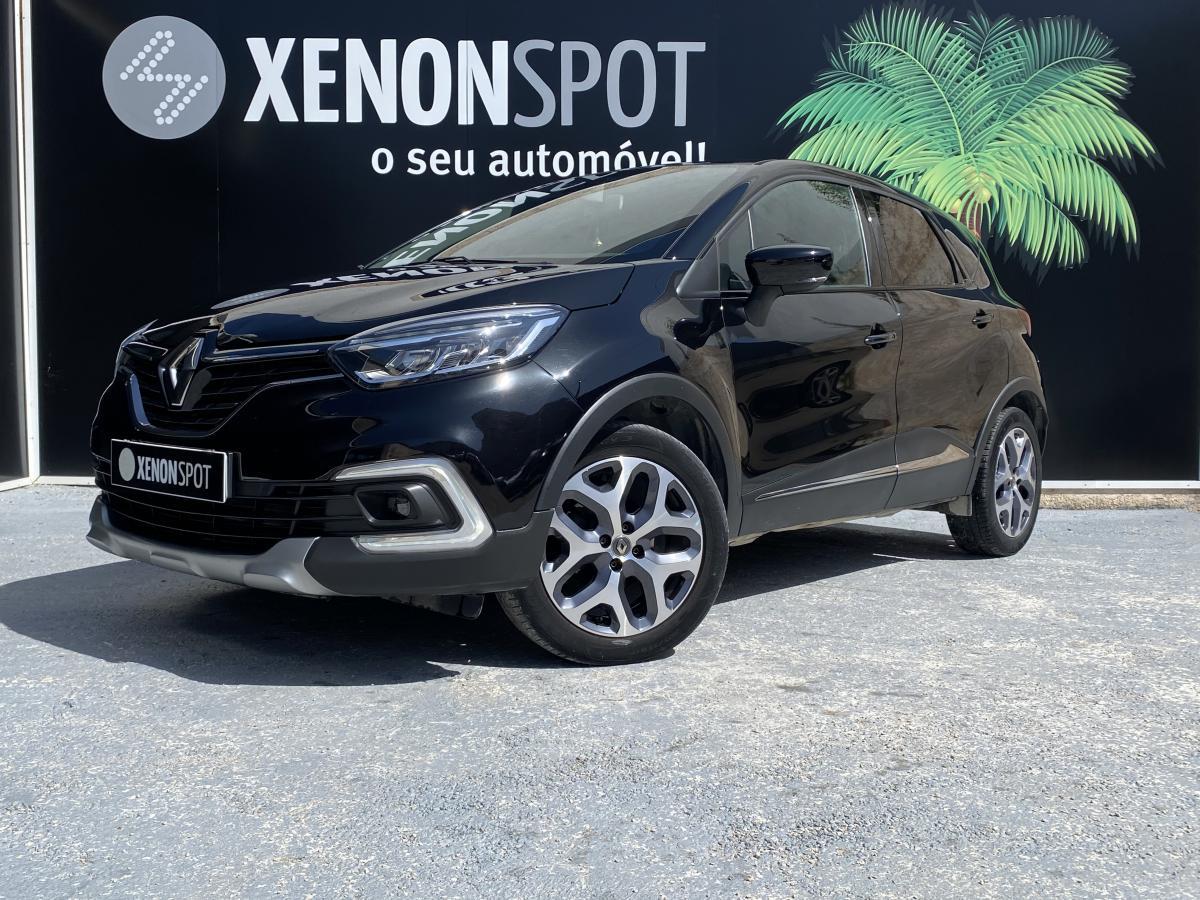 Renault Captur 0.9 turbo Exclusive
