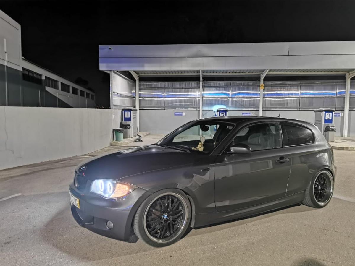 BMW 118 3P Pack M