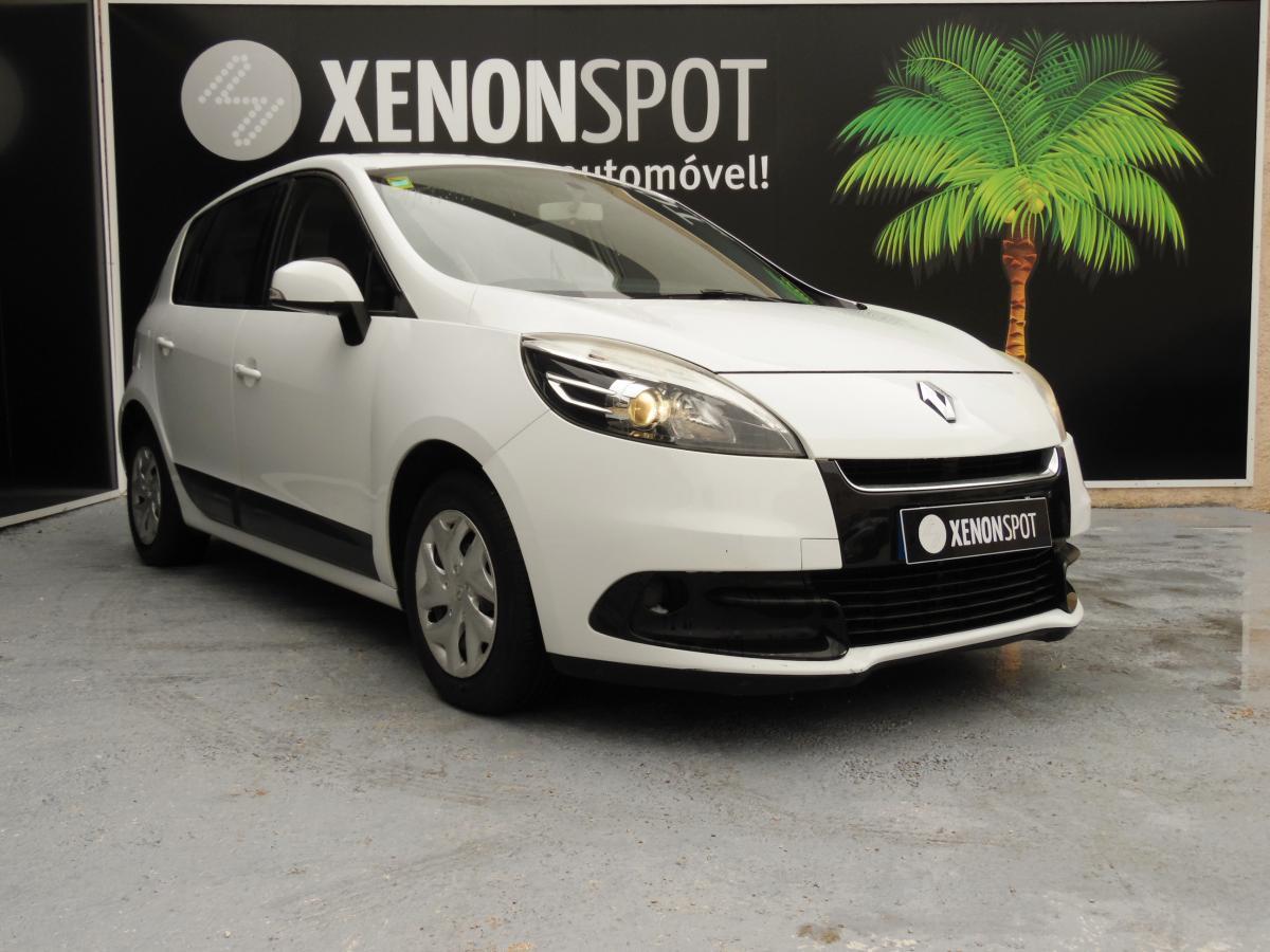 Renault Scenic 1.5 dCi Dynamique S