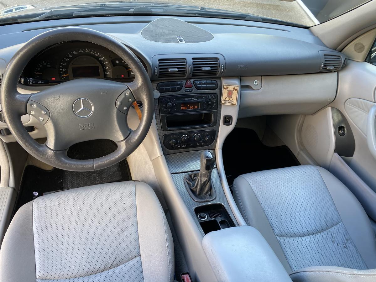 Mercedes-Benz C 220 Avantgard