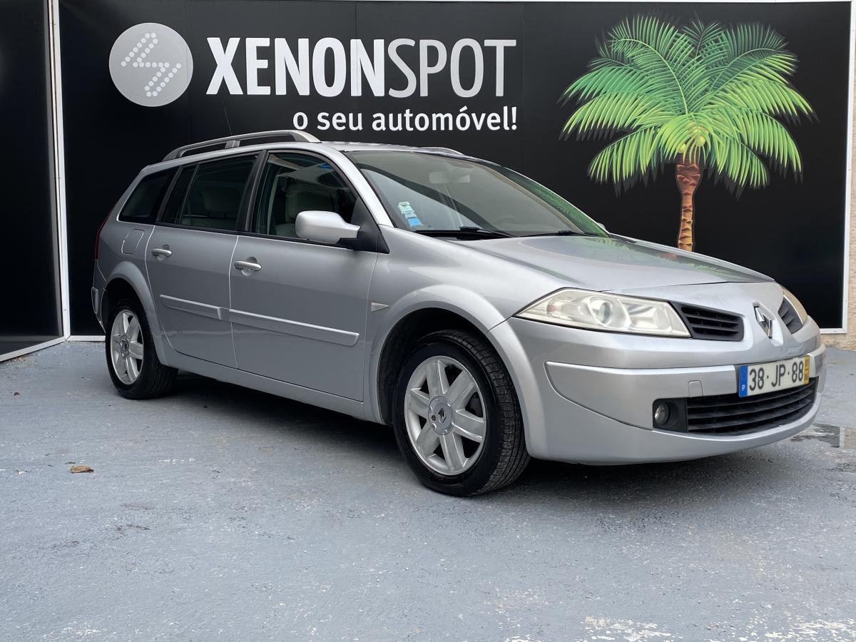 Renault Megane Break 1.5 DCI