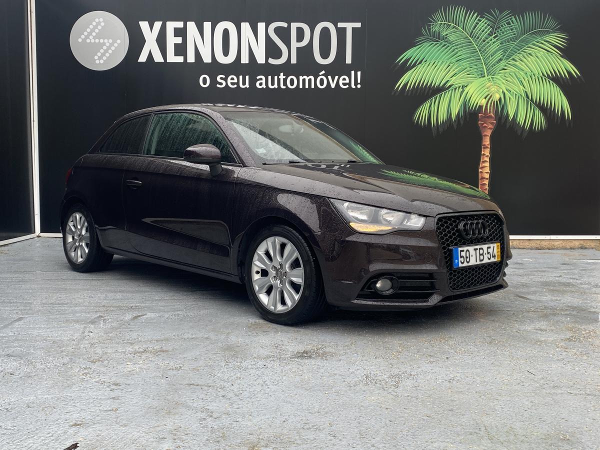 Audi A1 1.6 TDI gps