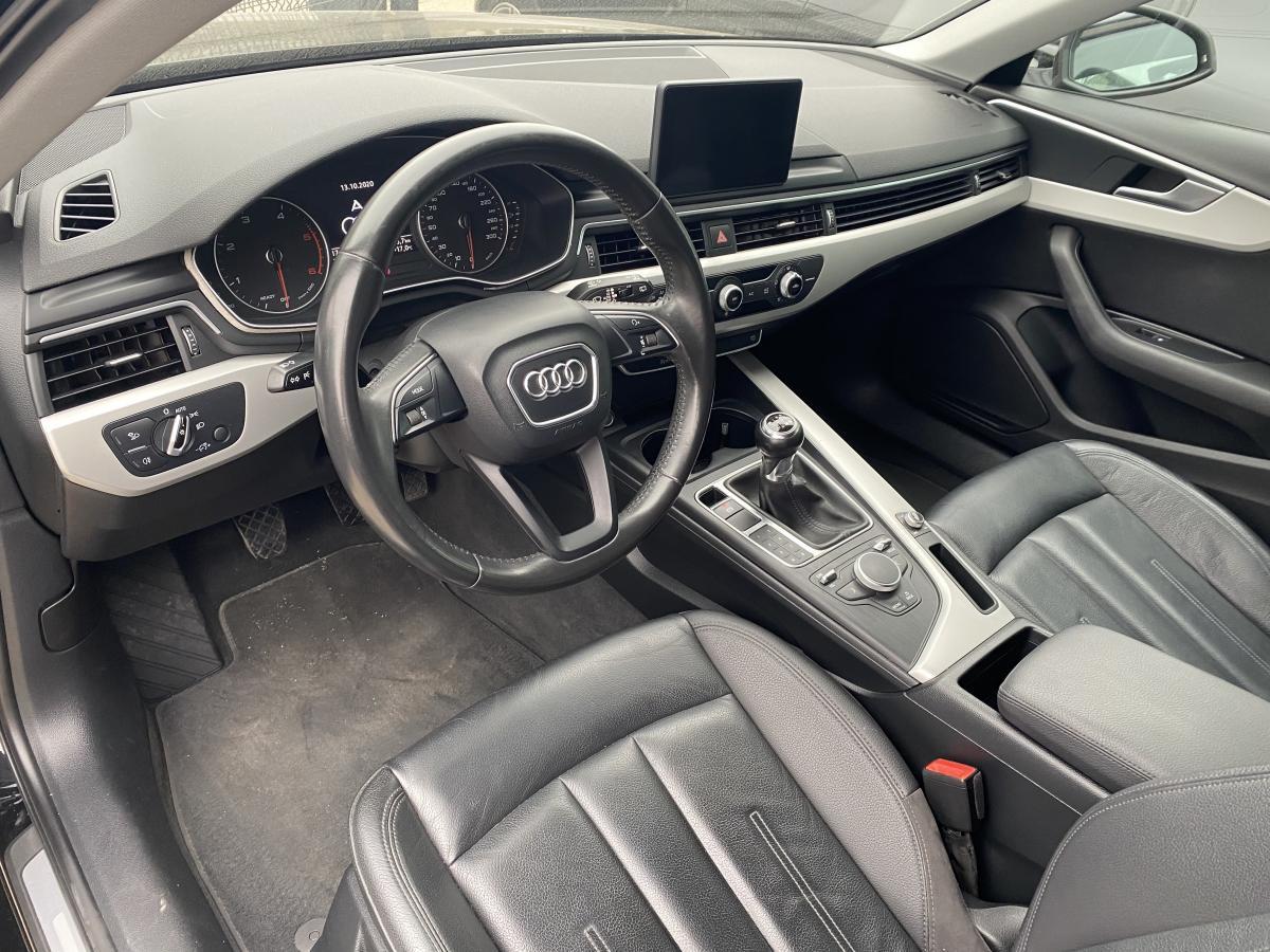 Audi A4 Avant 2.0 TDI Pele