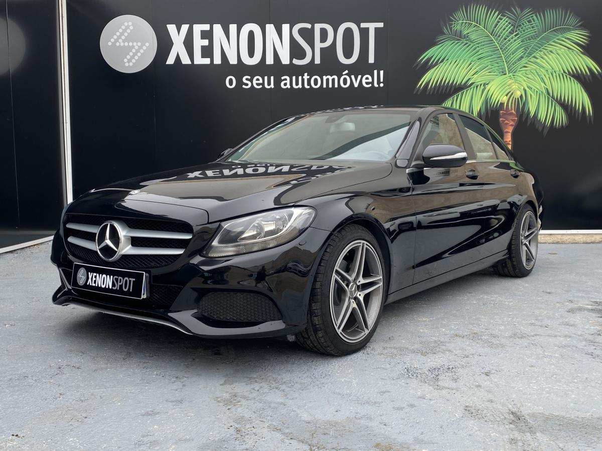 Mercedes-Benz C 200 1.6 cdi jll18  136cv
