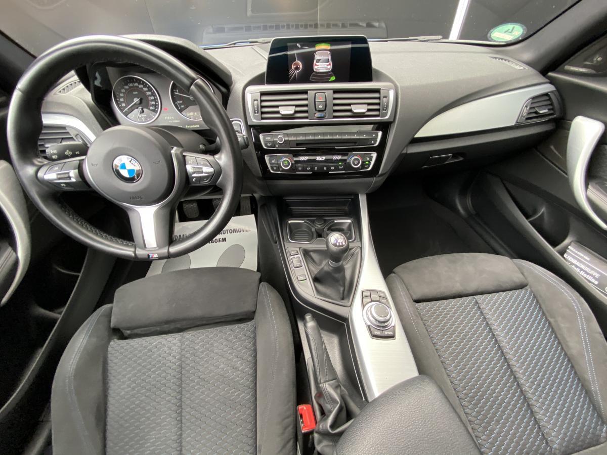 BMW 120 D Pack M 190cv