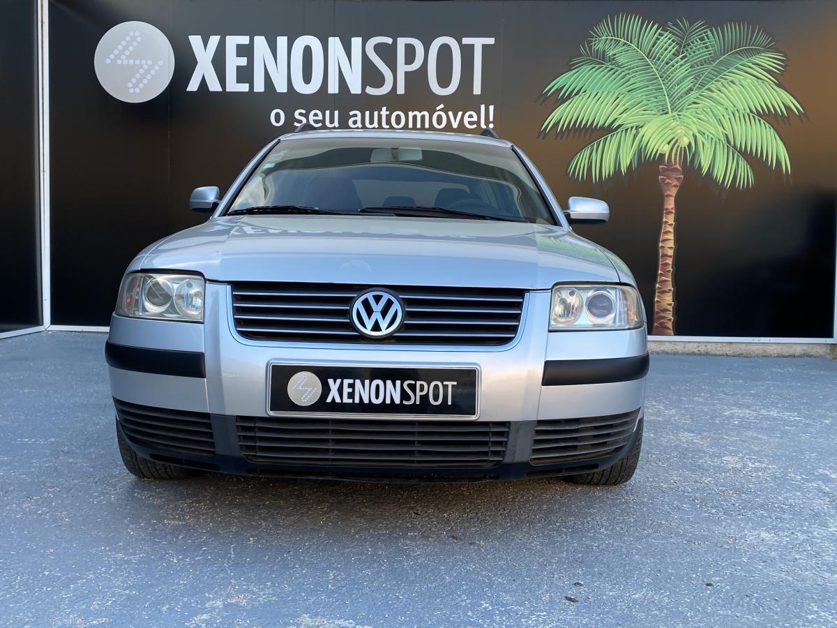 Volkswagen Passat Variant 1.9 tdi 130cv