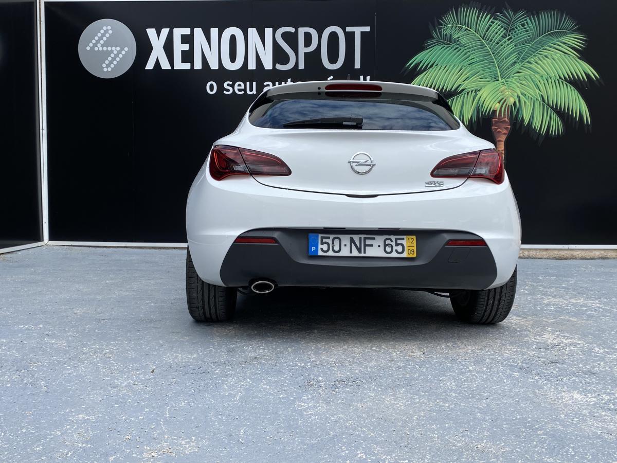 Opel Astra GTC 1.4 turbo 140cv gps