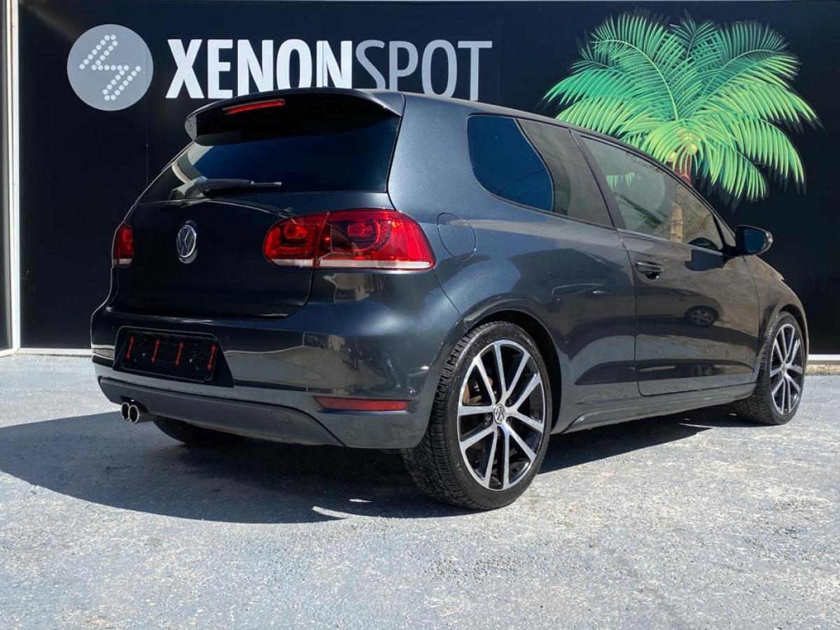 Volkswagen Golf 2.0 GTD Tdi 170cv