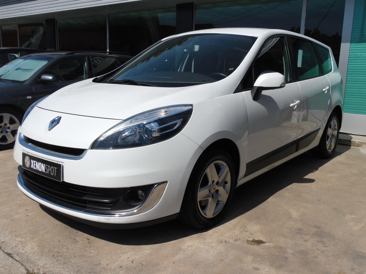 Renault Grand Scenic 1.5 dci ss  gps