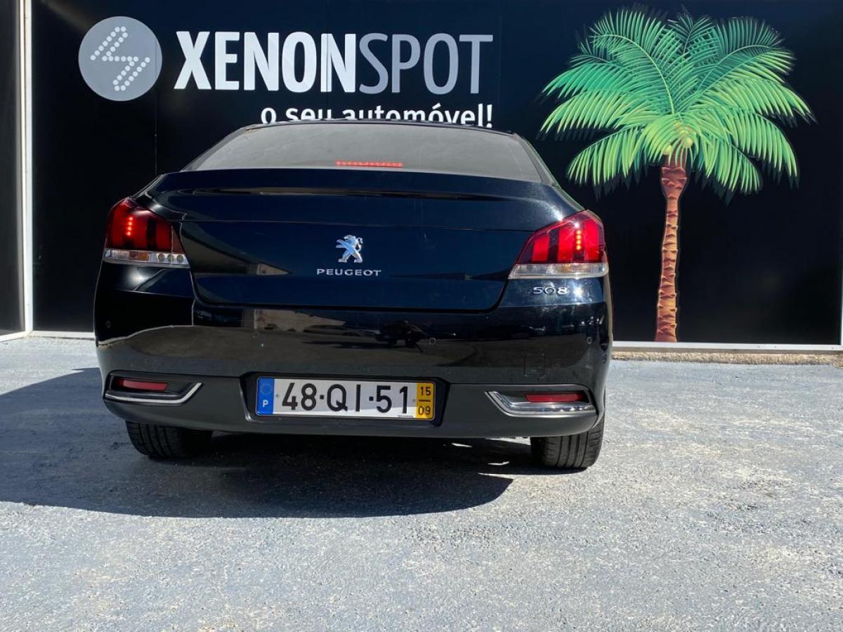 Peugeot 508 2.0 BlueHDi