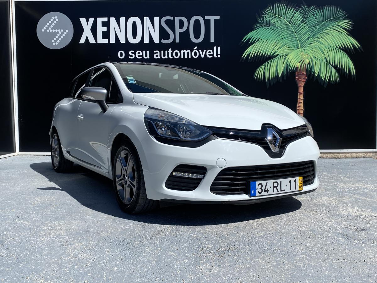 Renault Clio Sport Tourer 1.5 Dci Gt Line